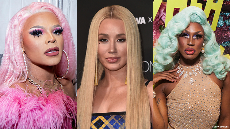 Iggy Azalea Casts Shea Couleé and Miss Vanjie in Her New Video