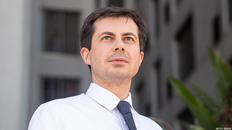 pete buttigieg will be first out gay politician in