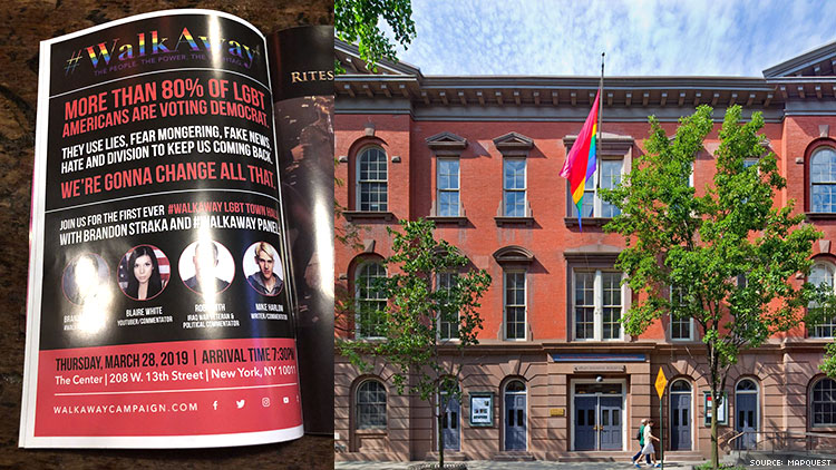 UPDATE: New York LGBT Center Cancels Right Wing Event After ...