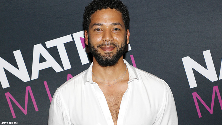 Charges Dropped Against Jussie Smollett in Emergency Court