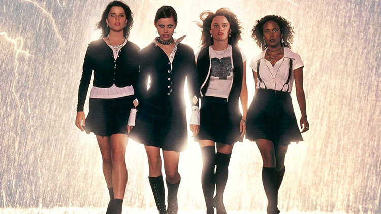 'The Craft' Reboot Is Coming Whether You Want it Or Not