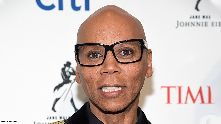 RuPaul Thinks Having Sex Is Overrated