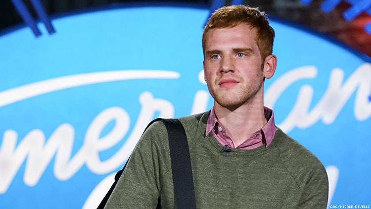 'American Idol's Jeremiah Lloyd Harmon Says His Family Accepts Him