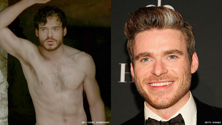 Richard Madden Had a Hard Time Showing His Butt On Screen