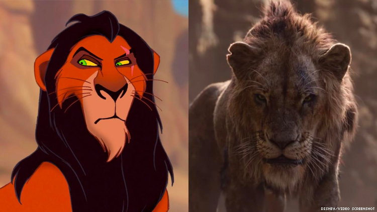 Image result for lion king scar
