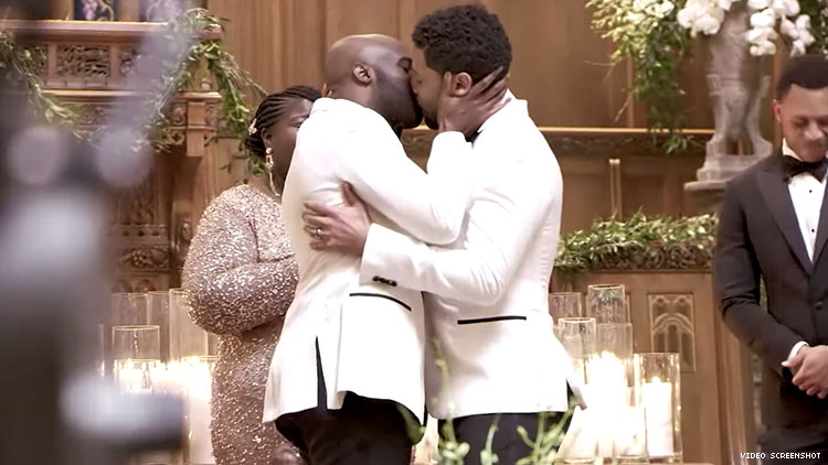 'Empire' Will Feature the First Black Gay Wedding on Network TV