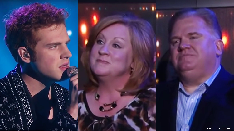 Jeremiah Lloyd Harmon's Parents Were in the 'Idol' Audience This Week