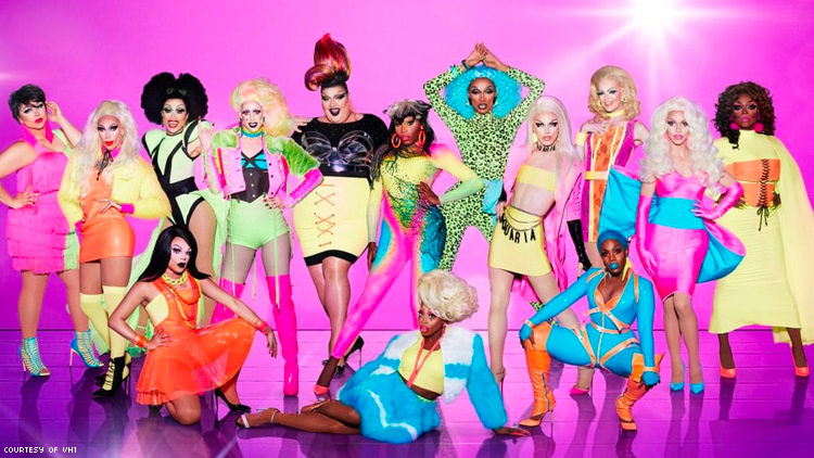 Drag Race Critics Choice Reality TV Awards