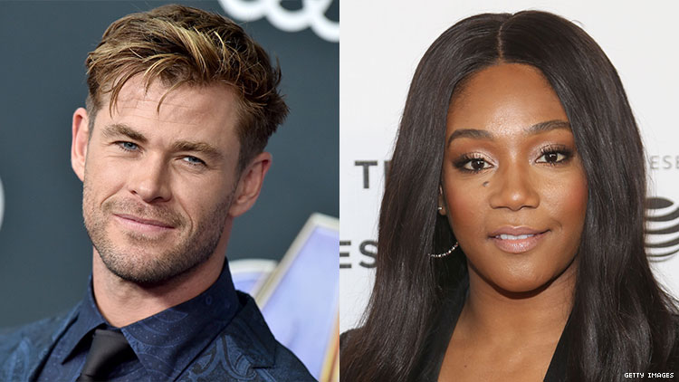 Chris Hemsworth Is Going to Be a Male Stripper in New Comedy
