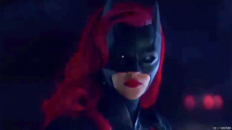 Watch the First Teaser for Ruby Rose's 'Batwoman' Spinoff