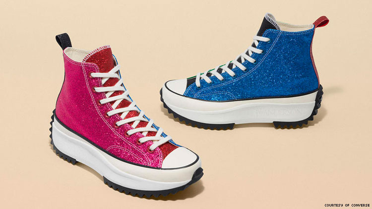 Get Excited: Converse Is Now Selling Beat Up Sneakers | Glamour