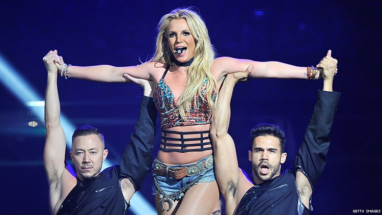 Britney Spears May Never Perform Again