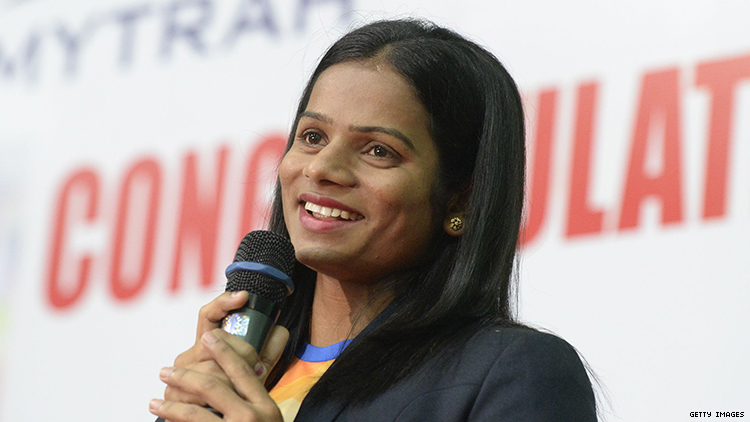 Indian sprinter Dutee Chand comes out, making her first openly gay athlete in India's history.