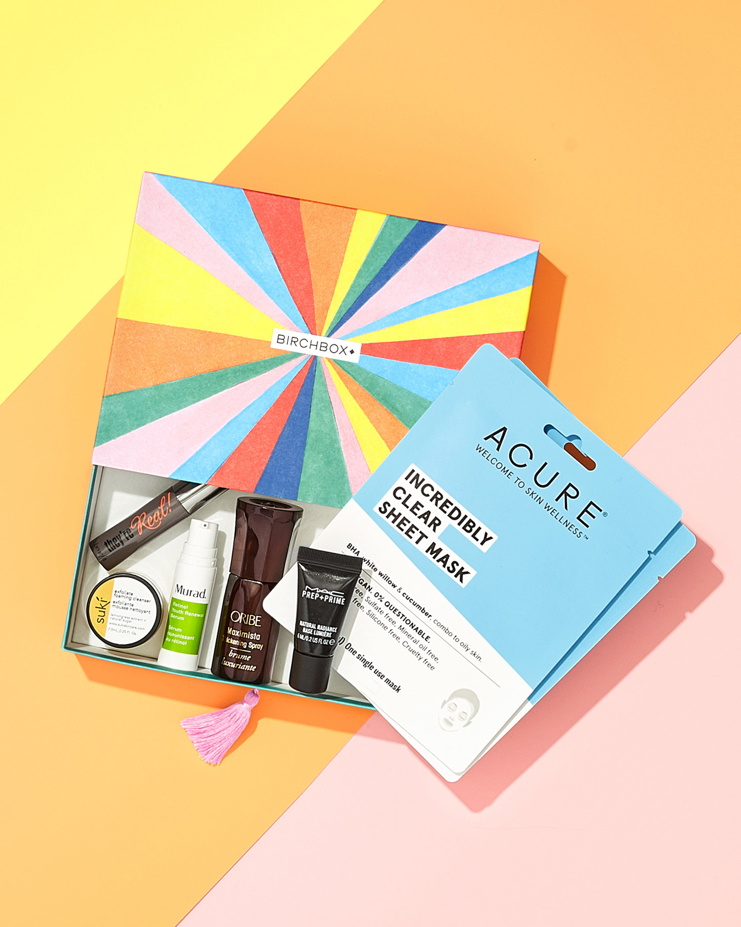 Phillip Picardi Beauty Box