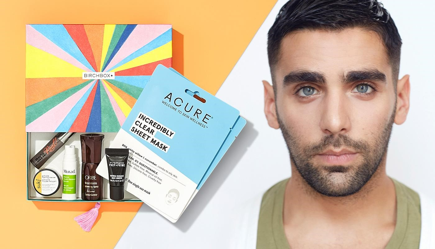 Phillip Picardi for Birchbox