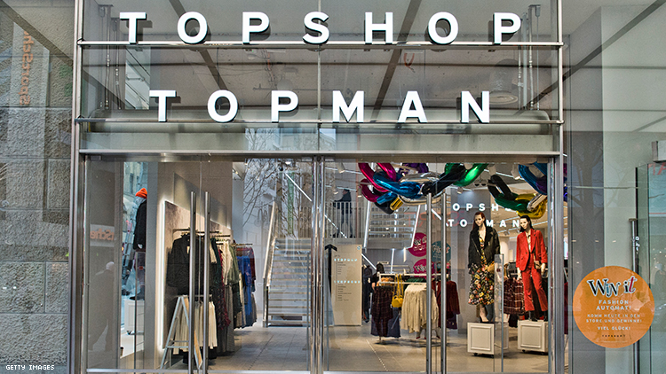 d2cb1f7ff Topshop Is Closing All Stores — Sorry Gays