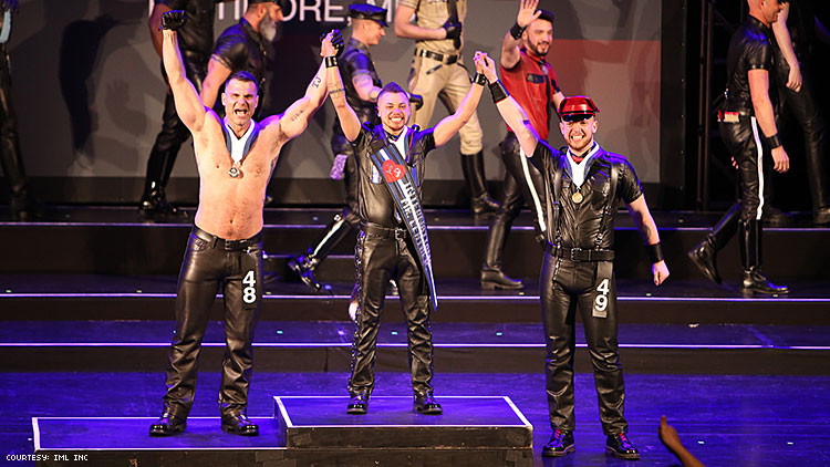 IML 2019 WINNER JACK THOMPSON COURTESY: IML INC