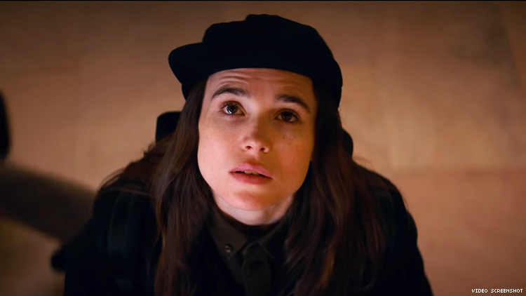 Ellen Page Says Juno Grew Up to Be a Lesbian