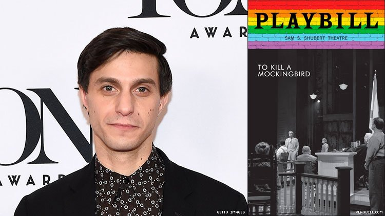 Tony Nominee Gideon Glick on Queering 'To Kill a Mockingbird'