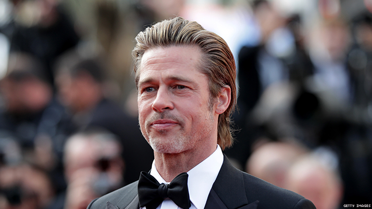 Brad Pitt Allegedly Threatens Legal Action Over Straight Pride Parade