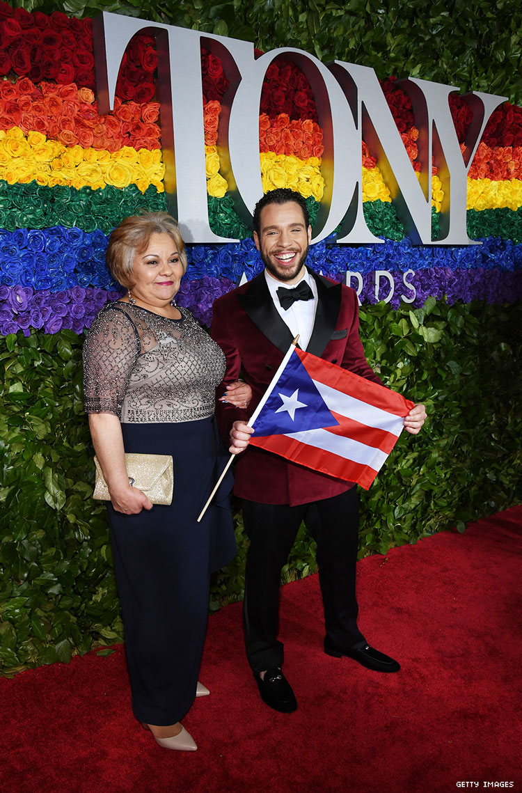 Tonys 2019 Our Favorite Lgbtq Looks From The Red Carpet