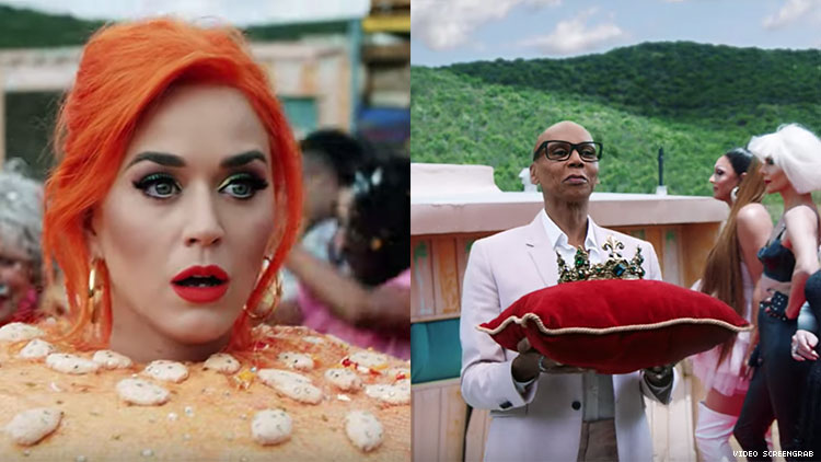 Taylor Swift's New Music Video Stars RuPaul and Katy Perry