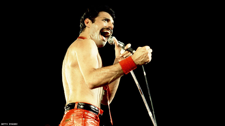 A New Freddie Mercury Song Has Been Unearthed