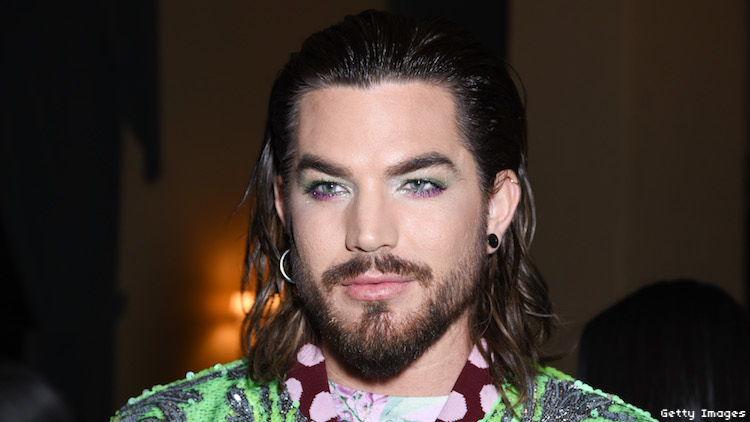 Adam Lambert Says Other Gay People In Music Think Hes Too Gay