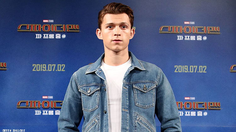 Tom Holland Says Marvel Movies Can't Center 'Straight White Guys'