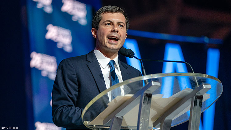 "Pete Buttigieg unveils plan to ""dismantle"" systemic racism in the U.S."