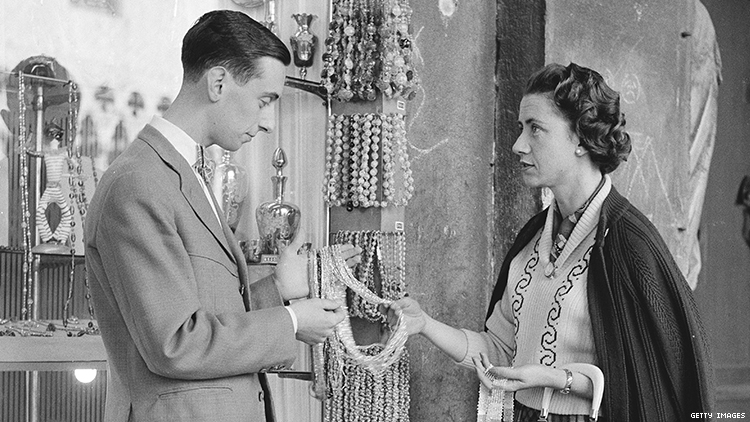A Brief, Forgotten History of Gay Jewelers