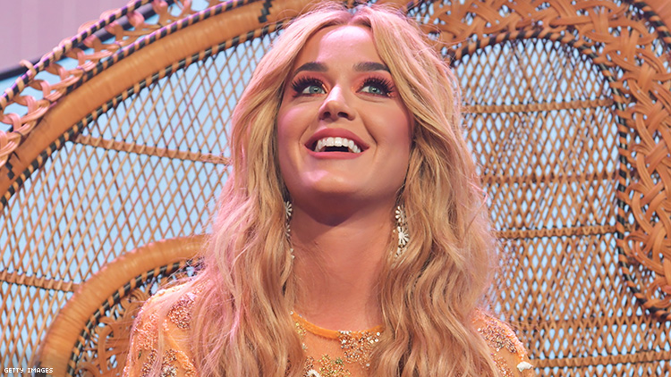 Katy Perry Found Guilty Of Plagiarizing Christian Rap Song