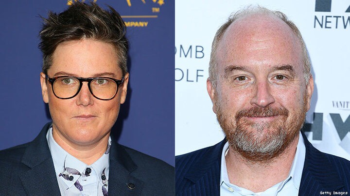 Hannah Gadsby Says Louis C.K. Should 'Stop Feeling Sorry for Himself'
