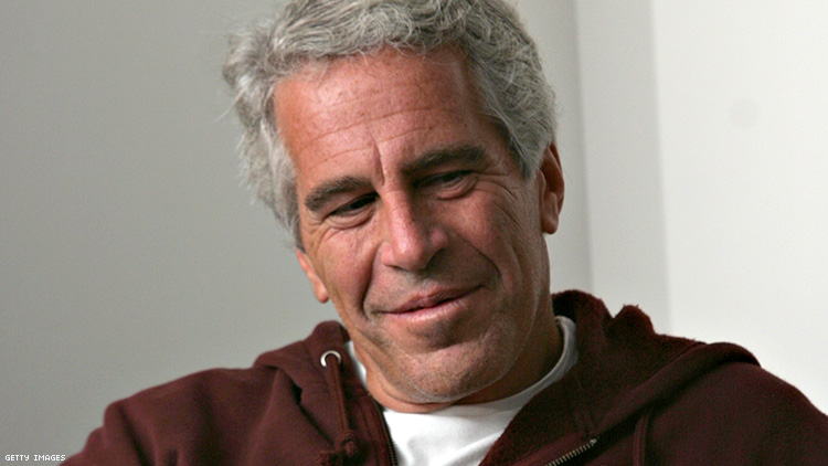 Jeffrey Epstein Said Sex With Little Girls Is Just Like Being Gay
