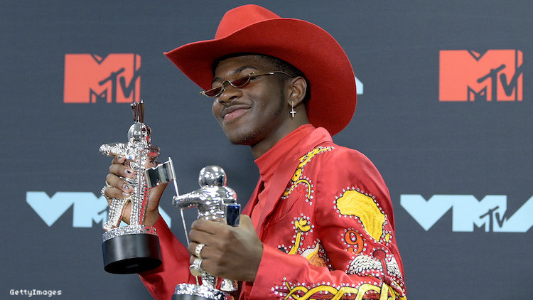Lil Nas X Is First LGBTQ+ Musician to Win VMAs' 'Song of the Year'