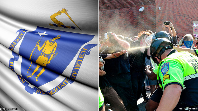 Boston Threw a Straight Pride Parade During a Hate Crime Wave