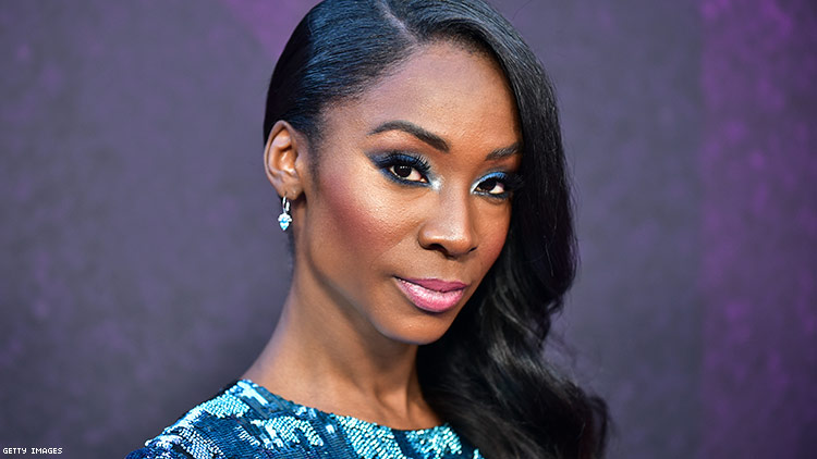 How Angelica Ross' Mom Came to Accept Her Trans Daughter