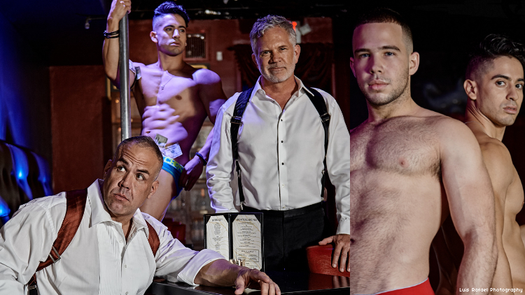 These Photos From an All-Male Strip Club Will Give You Life