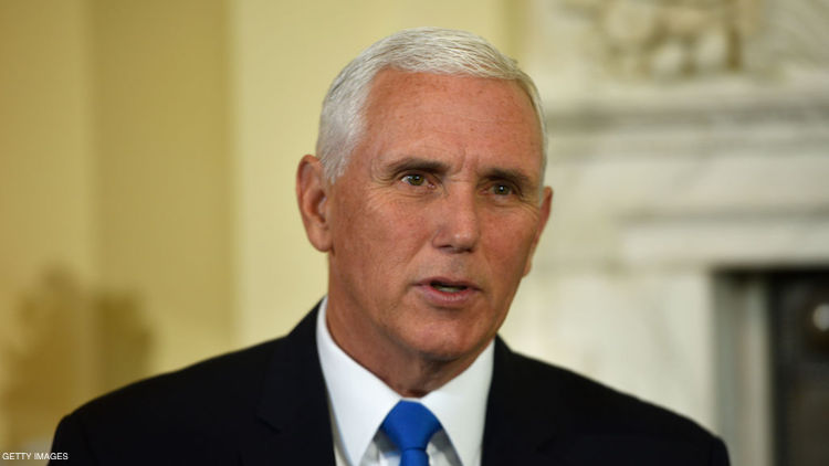 Mike Pence Spent $600,000 Getting Ghosted in Ireland