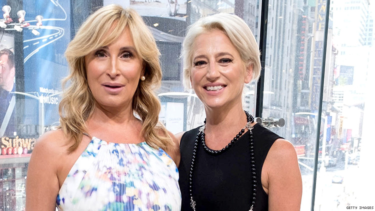 'Real Housewives' Stars Slammed For Transphobic Comments