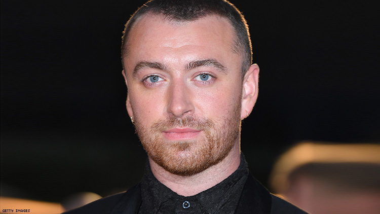 Sam Smith Will Now Use They/Them Pronouns