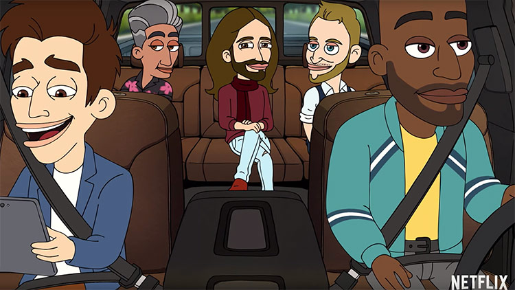 'Big Mouth' Gets a 'Queer Eye' Makeover in Season Three Trailer