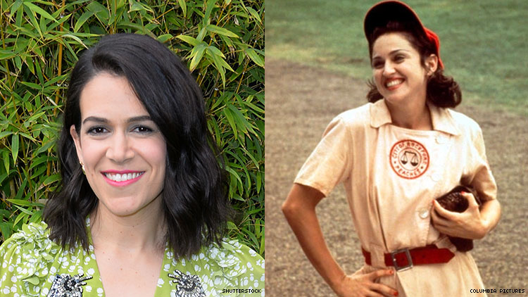 'Broad City's Abbi Jacobson Is Reviving 'A League of Their Own'