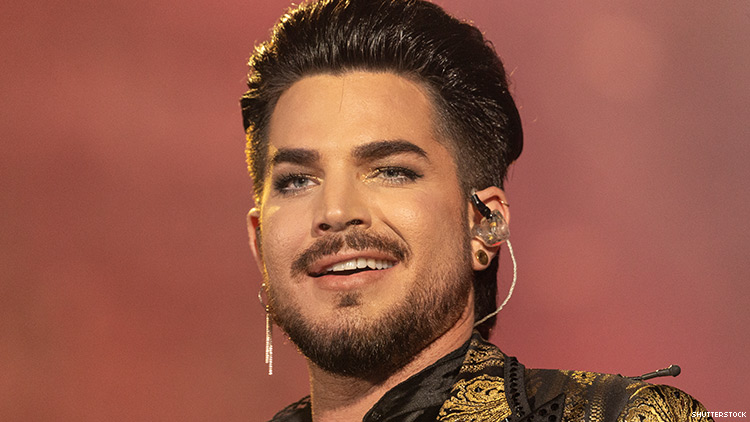 Adam Lambert Says Coming Out Is a 'Form of Activsm'