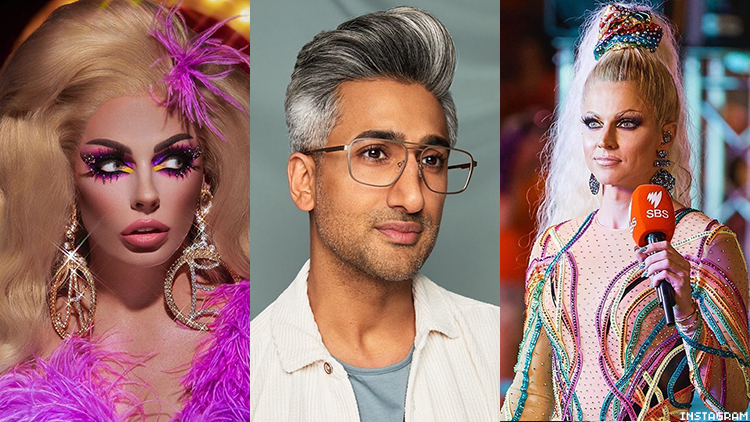 Alyssa Edwards, Tan France to Appear on New Cooking Show