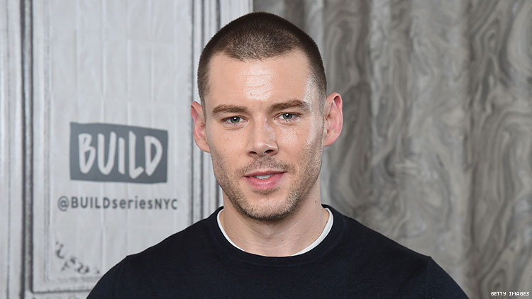 'Sense8' Star Brian J. Smith Comes Out as Gay