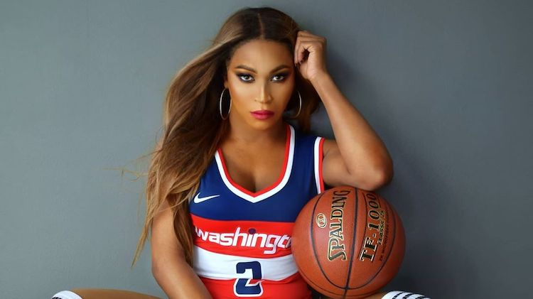 Riley Knoxx for the NBA.