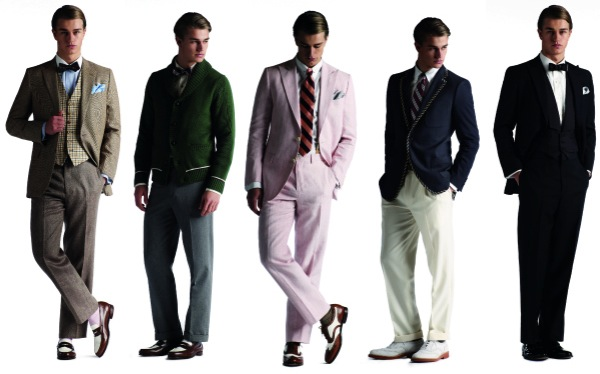 Great Gatsby Fashion Brooks Brothers