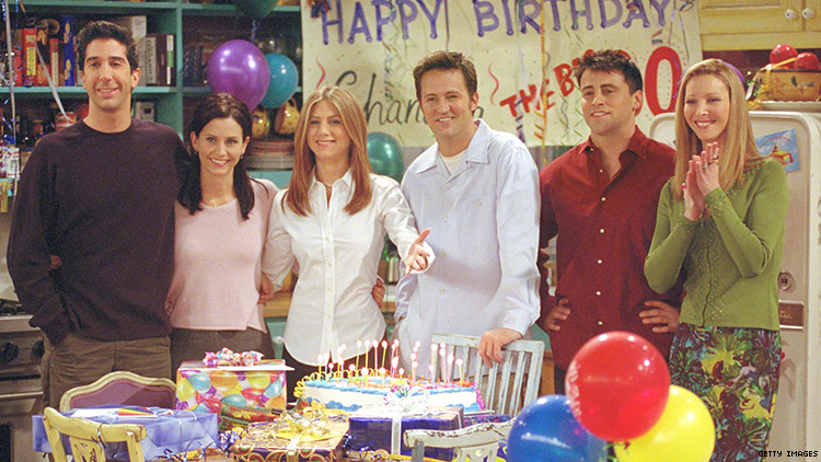 Here's Your Reminder That 'Friends' Was Really, Really Homophobic