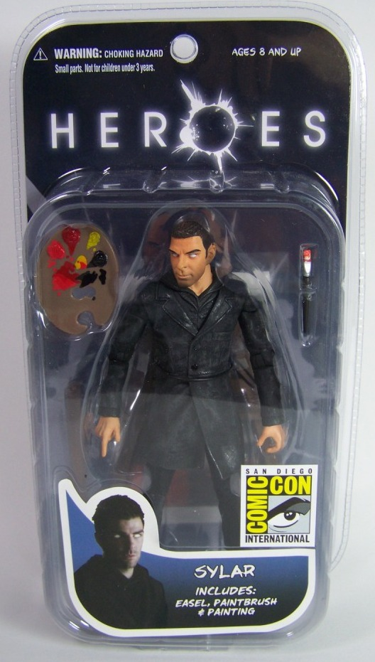 Heroes Sylar Quinto Box
